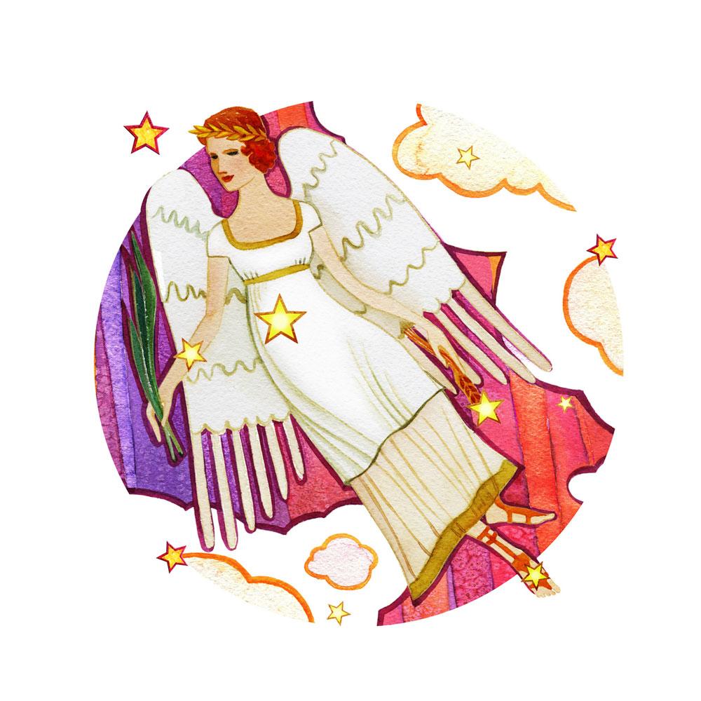 znamení panna