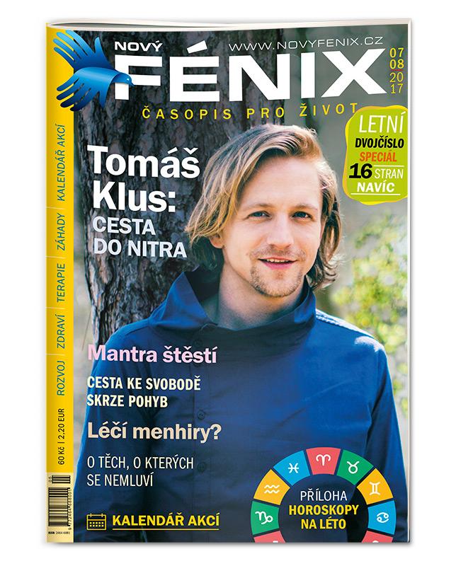 Nový Fénix 08/2017