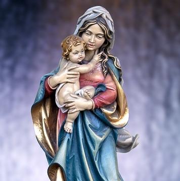 ESOTERIKA VÁNOČNÍ LILIE: MARIA A ZVĚSTOVÁNÍ | Nový Fénix