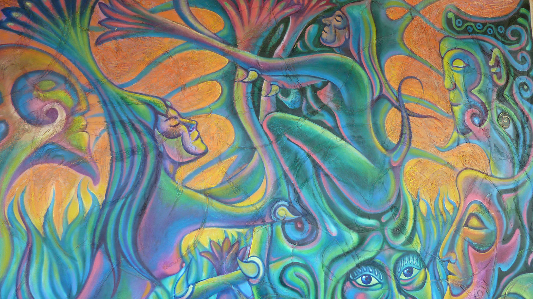 AYAHUASCA – AMAZONSKÁ LIJÁNA DUŠE