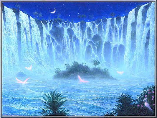 Diamantová voda a zázračná uzdravení | Nový Fénix