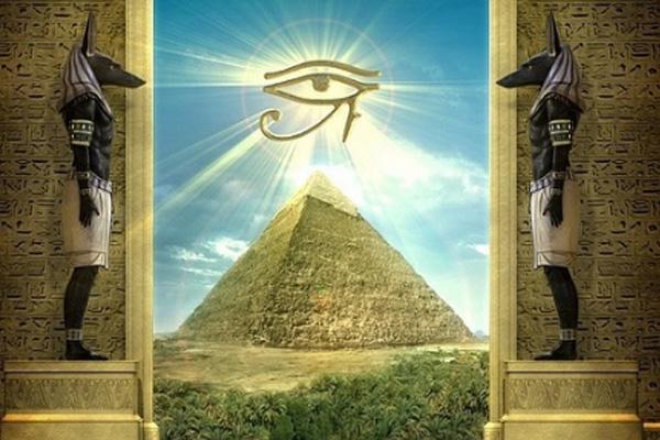 KANDIDÁTI EGYPTSKÝCH MYSTÉRIÍ ZAŽÍVALI INICIAČNÍ SMRT
