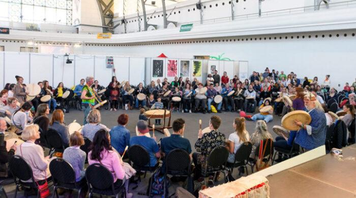 Velké zážitkové bubnování na Festivalu Evolution na Výstavišti dne 26.3. | Nový Fénix
