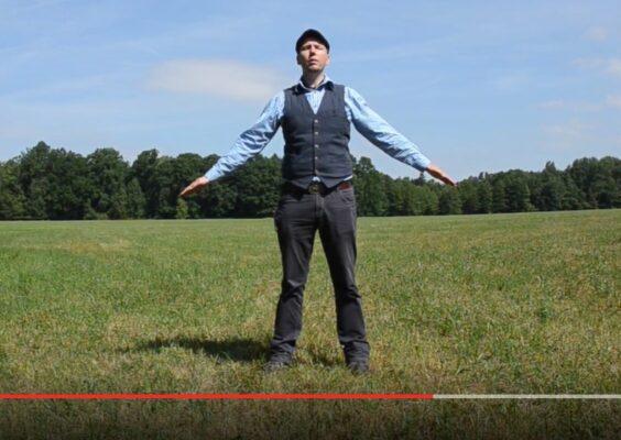 Instruktážní video jak čerpat energii z vesmíru a ze Země | Nový Fénix
