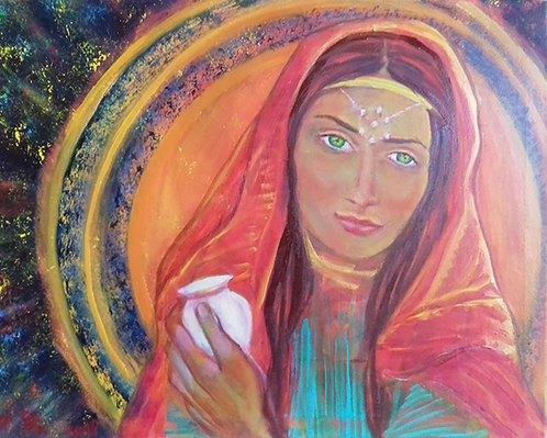 UTAJENÁ SPIRITUALITA MARIE MAGDALENY