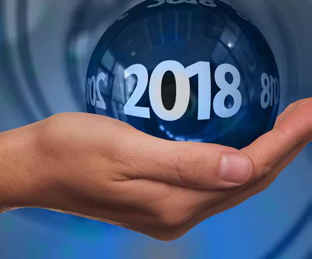 ROK 2018 PODLE NUMEROLOGIE | Nový Fénix