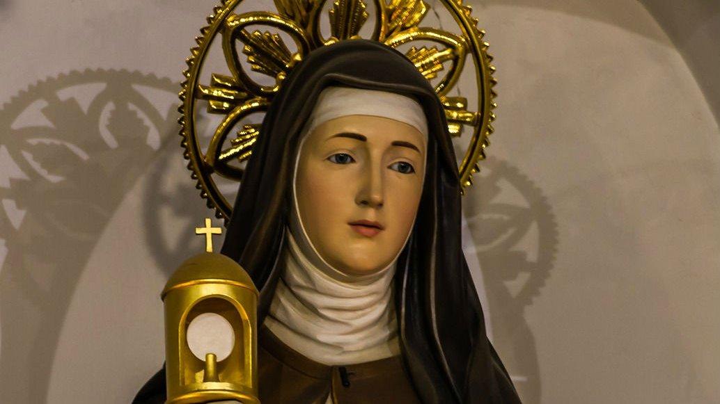 Klára z Assisi – aneb patronka všech rebelek | Nový Fénix