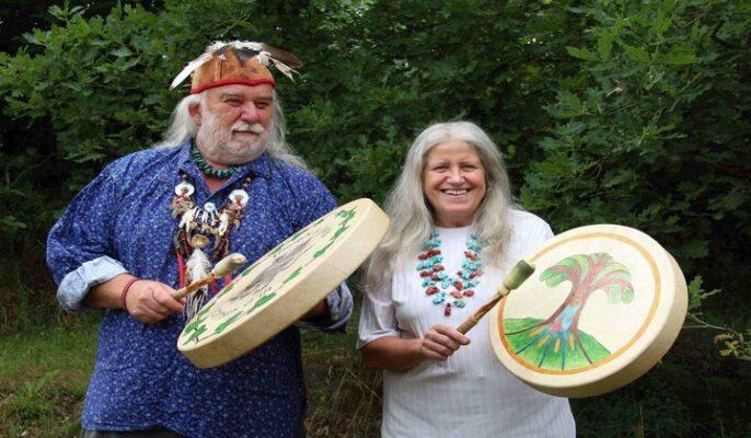 Šamanský buben přítel a pomocník | Nový Fénix