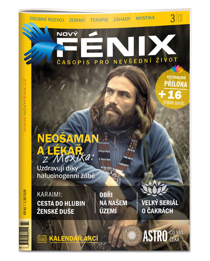 Nový Fénix 03/2018