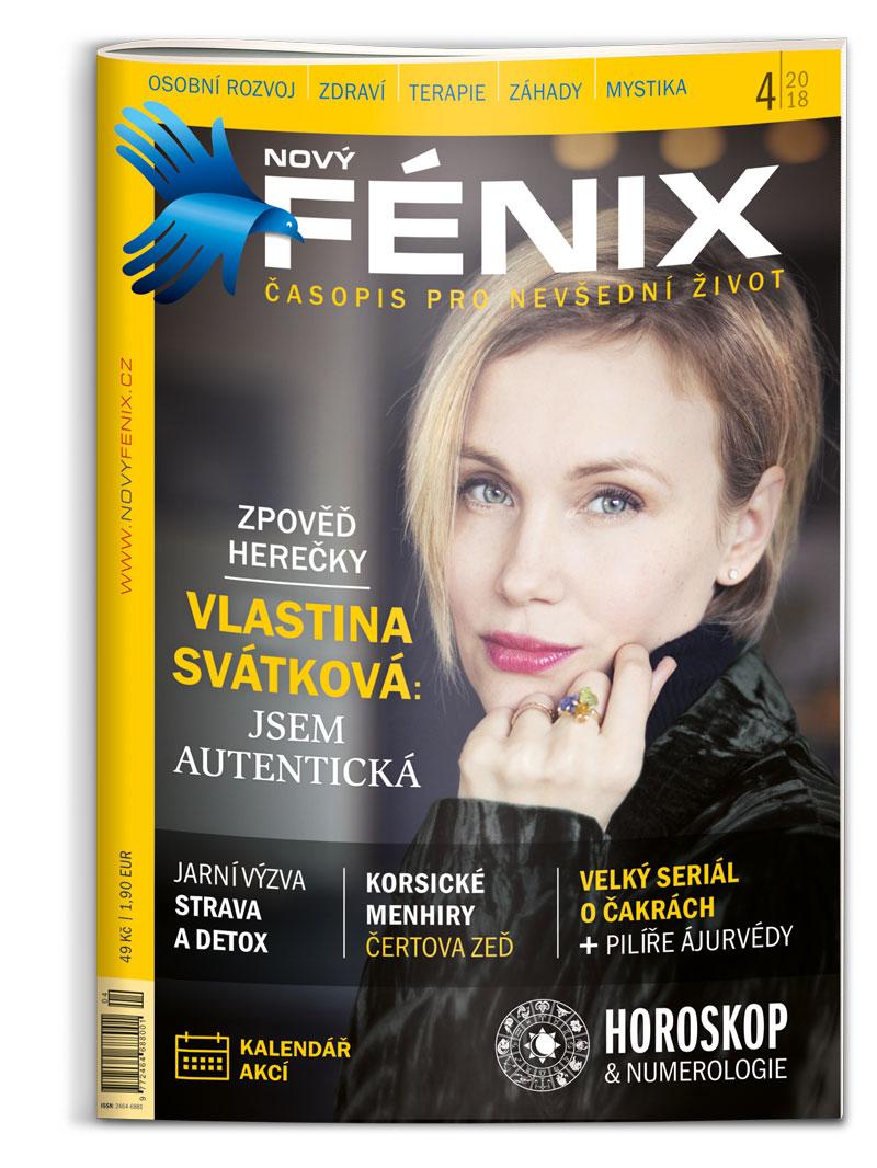 Nový Fénix 04/2018
