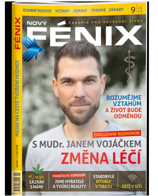Nový Fénix 09/2019
