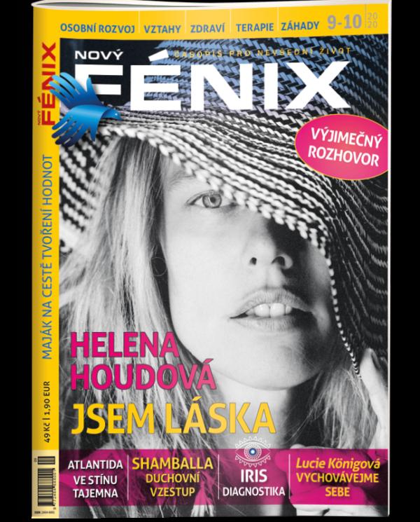 Nový Fénix, Helena Houdová