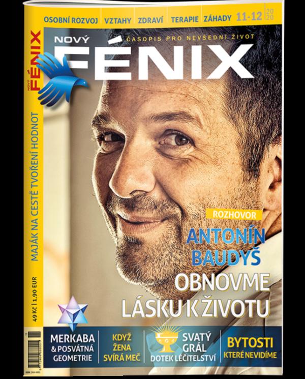 Nový Fénix 11-12/2020, Antonín Baudyš