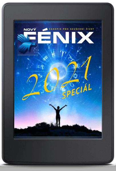 Speciál 2021 - Horoskopy, numerologická prognóza, poutavé články a další