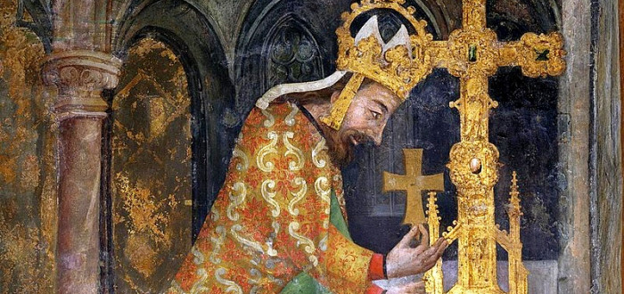Nový Fénix | KAREL IV. a svatográlské inspirace dříve a dnes